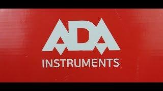 Обзор распорной штанги-штатива для лазерного инструмента TM ADA instruments.