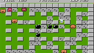 Bomberman - Nes - Full Playthrough