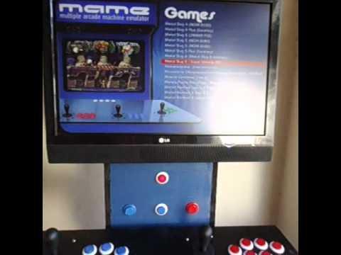 Maximus arcade tutorial