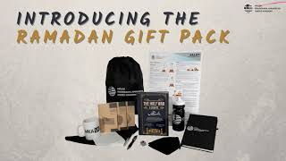 Introducing The Ramadan Gift Pack for Atfal & Khuddam
