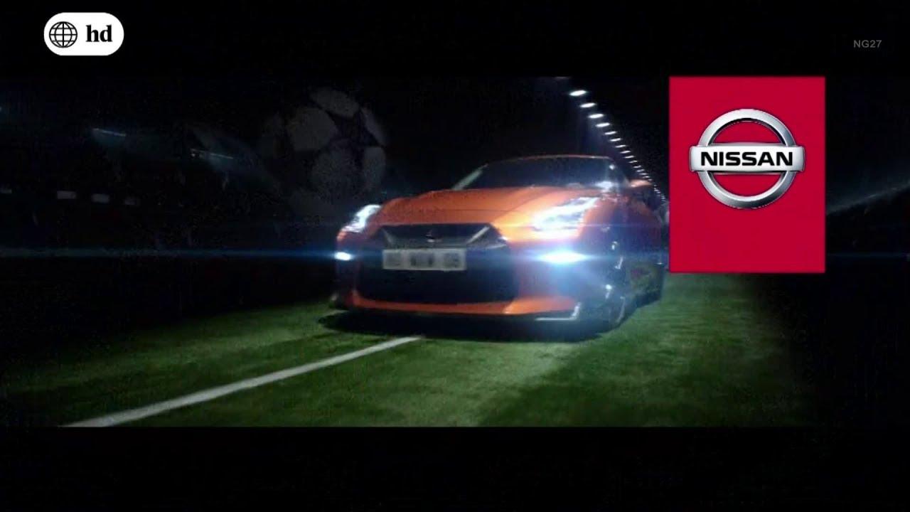 UEFA Champions League 2018 Outro - Heineken & Nissan PE