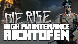 'obey Richtofen' (high Maintenance 100% Accurate Easter Egg Guide)