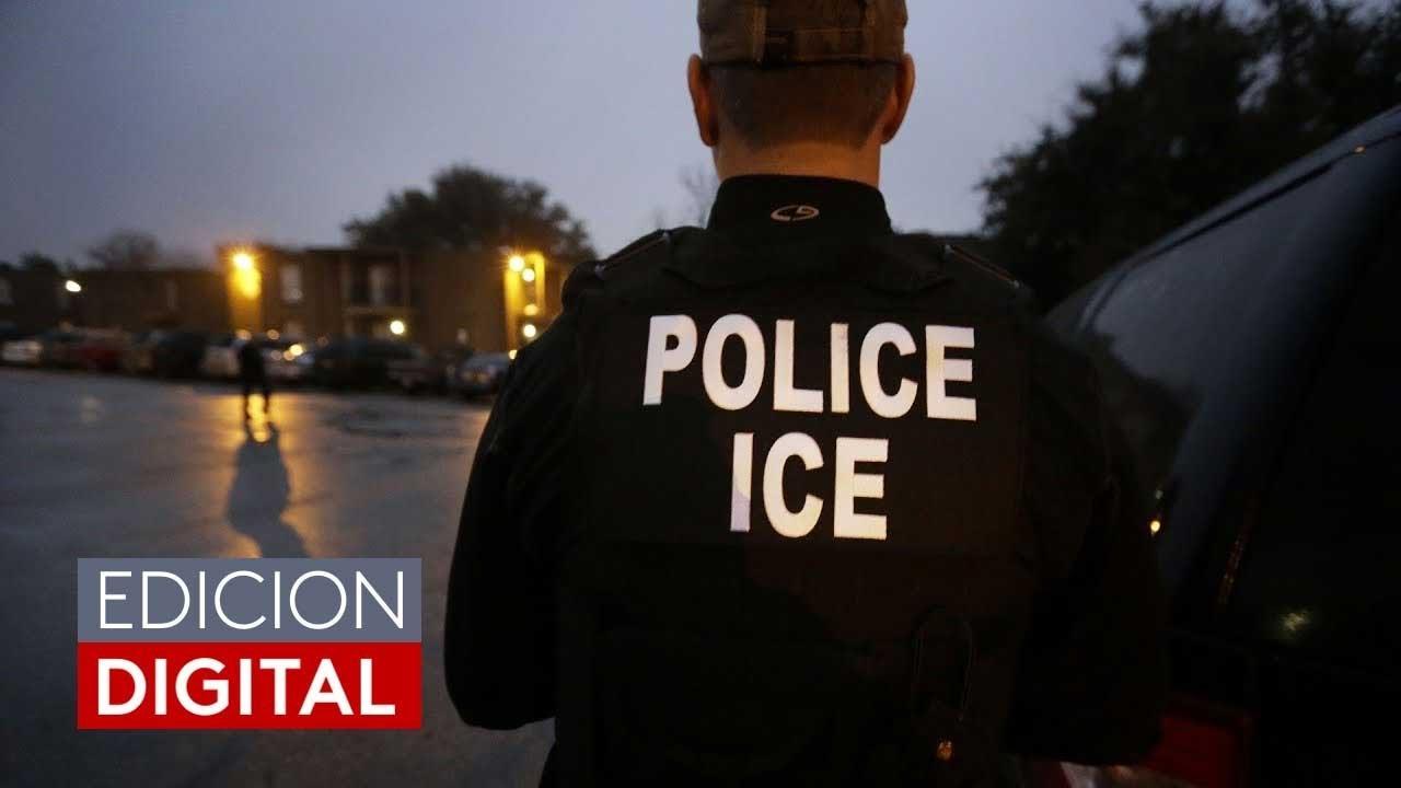 ICE reanuda las redadas en Texas y Florida, suspendidas por los ...