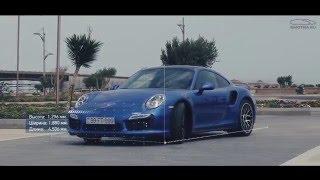 Тест-Драйв Давидыча.  Автомобиль Porsche 911 Turbo S (991)