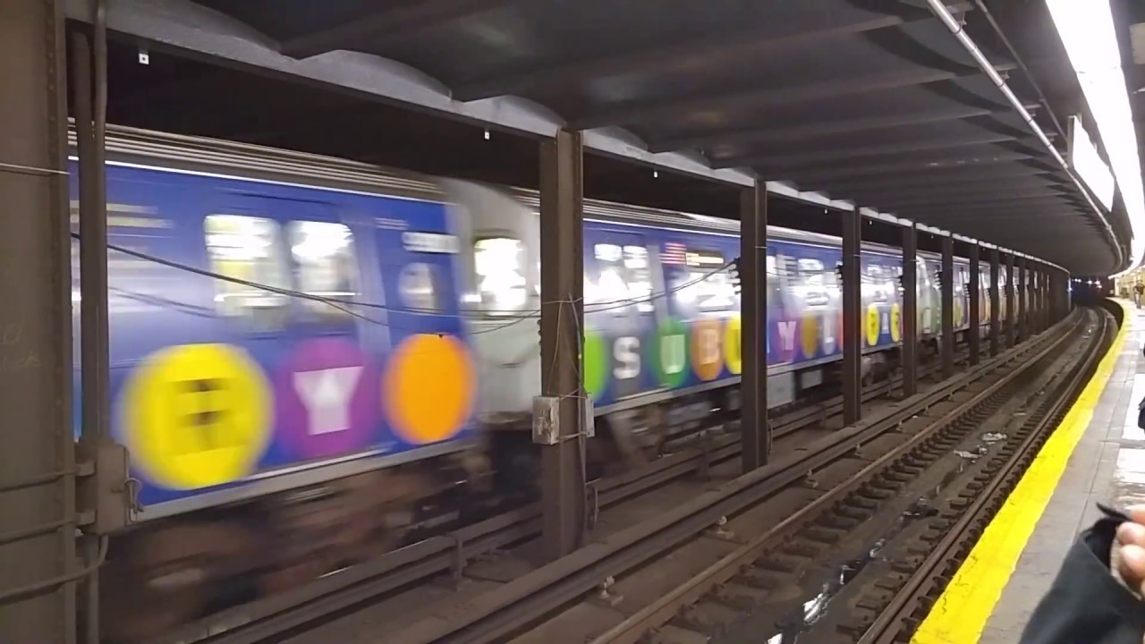 subway train videos - 1280×720