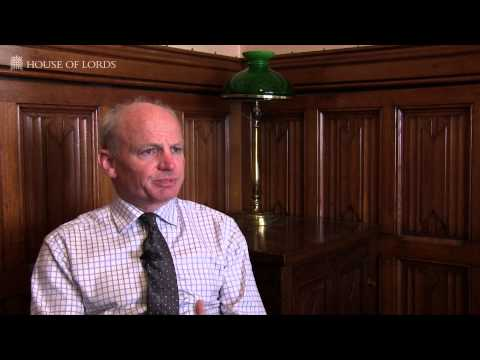 Preparing for State Opening | Yeoman Usher | House of Lords