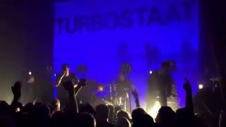 Turbostaat - Drei Ecken - ein Elvers (live @ Gloria Köln 24.03.2016)