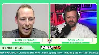 2021 Ryder Cup Picks, Predictions and Odds | Ryder Cup Betting Preview | Tee Time from Vegas