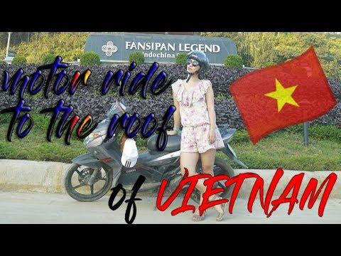 Mt. Fansipan, Sapa   Solo Backpacking through Vietnam Vlog #1