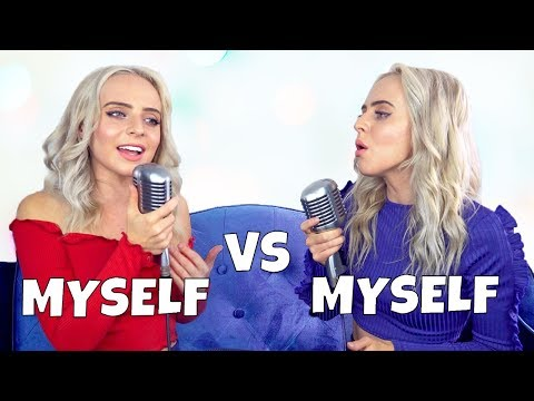 Top Hits of 2018 in 5 Minutes (SING OFF vs. MYSELF) - Madilyn Bailey Mp3