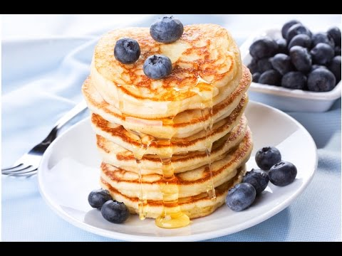 Allergy Friendly Pancakes: Gluten-Free, Dairy-Free, Egg-Free