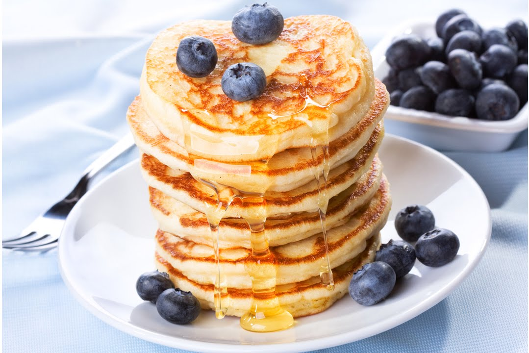 Allergy friendly pancakes gluten free dairy free egg free youtube ccuart Images