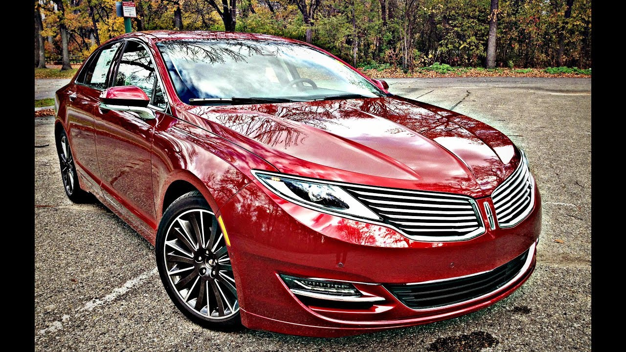 Lincoln Mkz Reserve 3 7l Review
