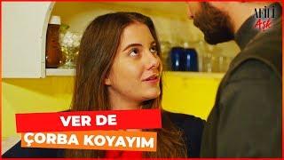 Rıza, Nazmiye'ye Sulanıyor - Afili Aşk 24. Bölüm