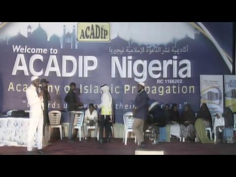 Download ACADIP @Ilorin, day2