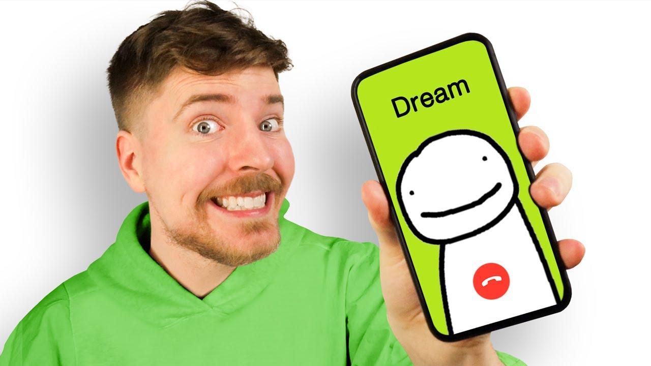 Prank Calling Dream