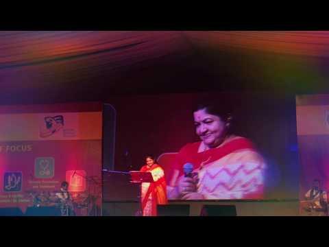 Baanallu neene by KS Chitra - her tribute to S Janakiamma