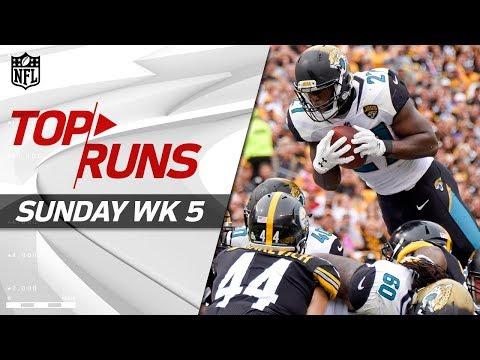 Top Runs from Sunday | NFL Week 5 Highlights