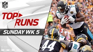 Top Runs from Sunday | NFL Week 5 Highlights