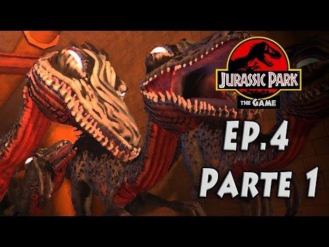 Troodon - Jurassic Park The Game: Episodio 4 - Parte 1