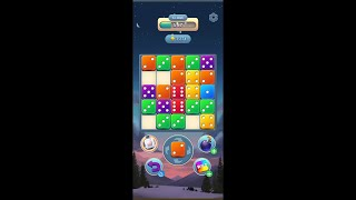 Dice Merge! (by MobilityWare) - match 3 puzzle game for Android and iOS - gameplay. screenshot 5