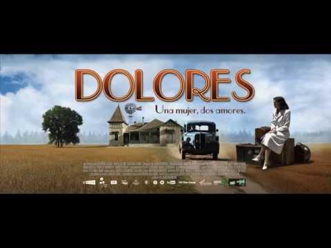 Emilia Attias, Dolores, la película 2016.