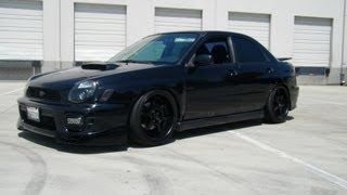 Joe's Fitted WRX- Stage 3