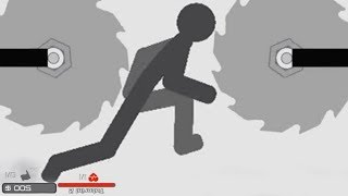 Stickman Backflip Killer 5 Parkour Mode All Levels Walkthrough Part 12 / Android Gameplay HD