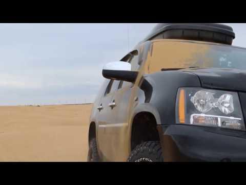Chevrolet Tahoe 900 - поломка и ремонт в пустыне - песчаный тест драйв от CheviPlus Team