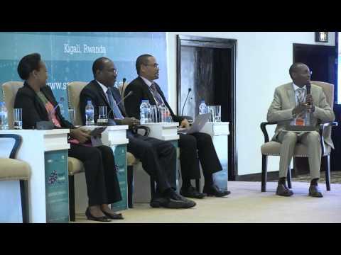 Smart Rwanda Days 2014 - Smart Africa Initiative
