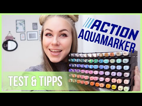 Action Aquamarker | Review | Test & Tipps