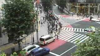 Live Webcam In Tokyo Japan in Shibuya
