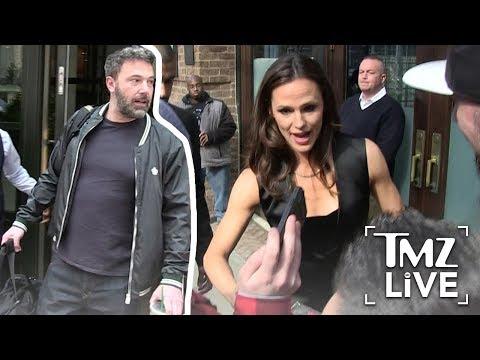Ben Affleck & Jennifer Garner: Officially Divorced!   TMZ Live