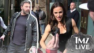 Ben Affleck & Jennifer Garner: Officially Divorced! | TMZ Live