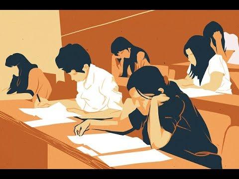 Как проходят государственные экзамены в университете