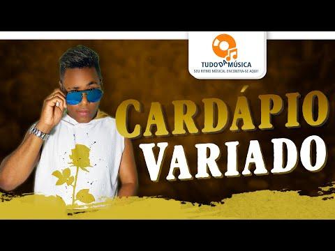 Banda Tropa - Cardápio Variado - Lyric Vídeo - Lançamento 2020