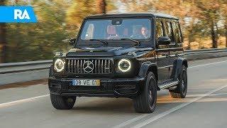 Mercedes-AMG G63 (585 cv). Isto é UMA LOUCURA