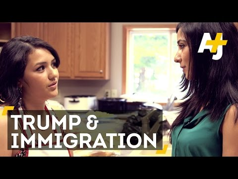 Immigration: Does Donald Trump Speak For You? | Direct From With Dena Takruri - AJ+