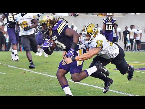 Alabama State vs Alcorn State 2016 FULL GAME HD