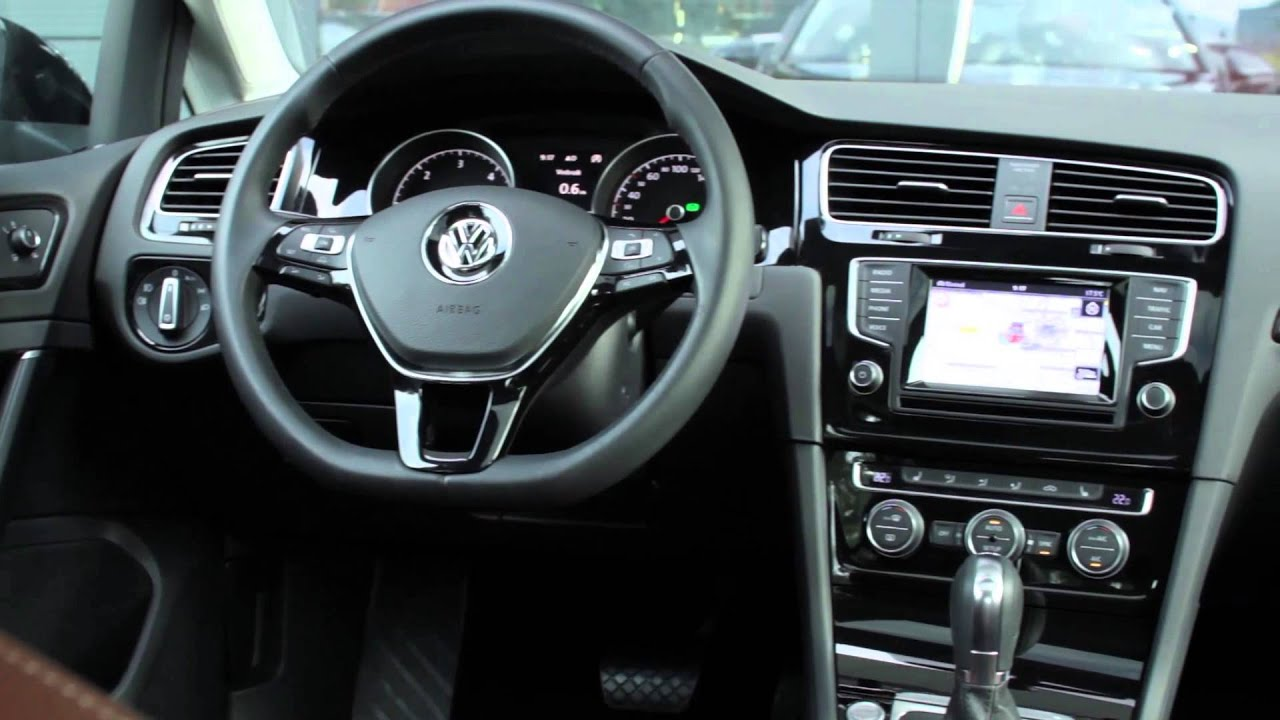 volkswagen golf vii 1 4tsi 122 pk 5 drs match clima cruise pdc youtube. Black Bedroom Furniture Sets. Home Design Ideas