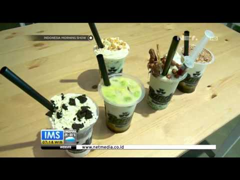 Bisnis Minuman Tradisional Asli Indonesia - IMS