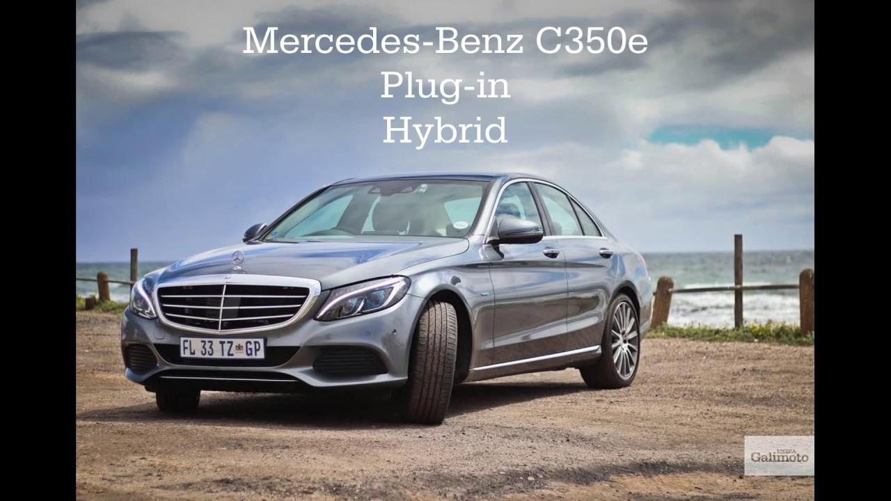 Mercedes C350e Electric Vs Hybrid 0 100kmh 60mph Test