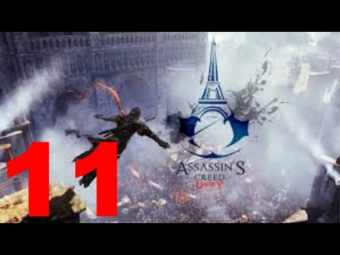 Assassin's Creed: Unity - Part 10 - So many People (Let's Play / Walkthrough / Gameplay)