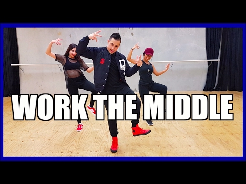 Alex Aiono - WORK THE MIDDLE Dance Choreography 🖖