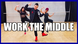 Alex Aiono - WORK THE MIDDLE Dance Choreography