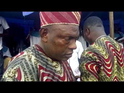 ALAYO MELODY SINGER VIDEO @ OWODE EGBA