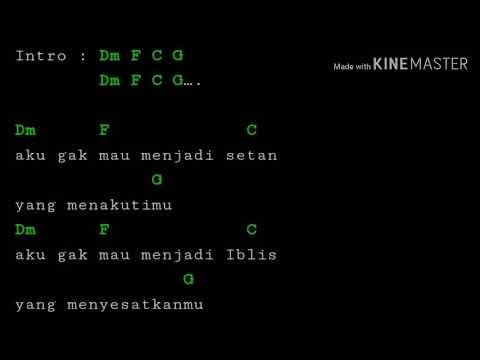 Lirik & Chord Lagu SLANK-virus