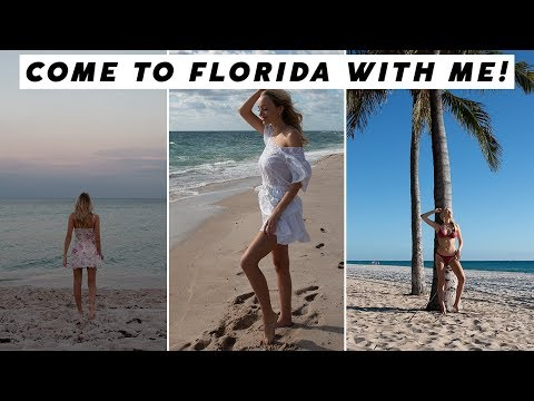 FORT LAUDERDALE VLOG 🌴🌞💘Spring Break in Florida!