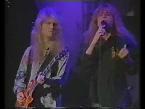 Europe Prisoners in paradise Live 1992Rock