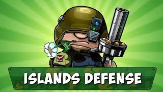 Modern Islands Defense - Dmitry Gushchin Walkthrough